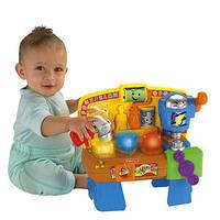 """Развивающая, музыкальная игрушка """"Станок"""" от Fisher price"""