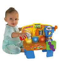 """Розвиваюча музична іграшка """"Верстат"""" від Fisher price"""