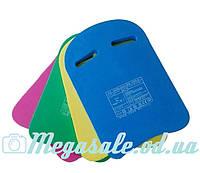 Доска для плавания Kickboard с отверстиями для рук: 42х29х3.3см