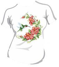 Жіночі футболки для вишивки