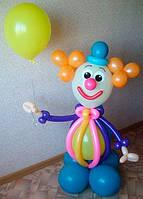 """Фигура из шариков """" Клоун """""""