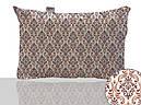 Подушка силиконовая 40х60 (коричневая)