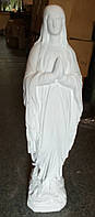 Статуя Богородицы из бетона 63 см