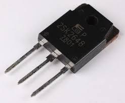 Транзистор 2SK2648