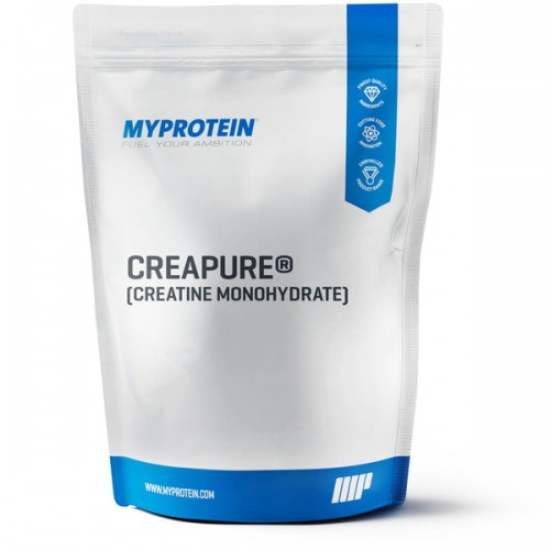 Чистейшая форма креатина Creapure® Creatine Monohydrate от MyProtein (0.5 кг)