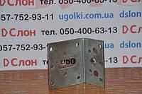 Уголок регулируемый  KN-2 (60х40х60х2,5)