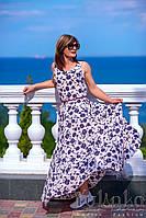 Платье креп-шифон, фото 1