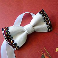 Вишитий метелик-краватка  для хлопчиків (ручна робота)