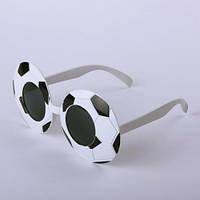 Карнавальные очки «футбол» Код:31834290