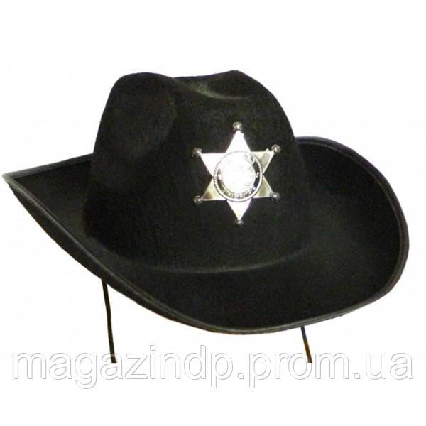 Шляпа шерифа Код:31913929 - Интернет-магазин У Фёдора в Днепре