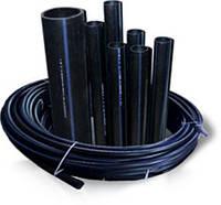 Труба полиэтиленовая питьевая водопроводная 20 х 1,8 мм 10 атмосфер