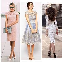 Ажурное платье - по какому поводу оно уместно?