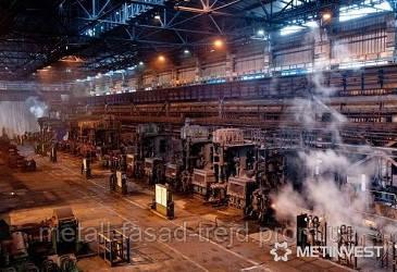 «Макеевка» планирует запускать второй стан, ЕМЗ наращивает производство