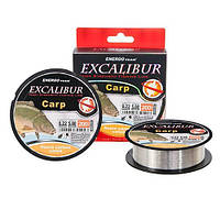 Леска Excalibur Carp Fluoro Carbon Coated 0,14mm 200m 3,15kg