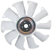 Вентилятор радиатора на двигатель Komatsu 4D95L, 4D95S, 4D105-5, 6D95L, 6D95