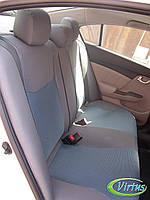Автомобильные чехлы Виртус Honda Civic 2011 Sedan