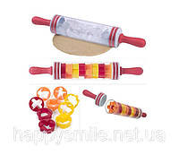 Скалка для раскатывания теста Roll and Store Rolling Pin