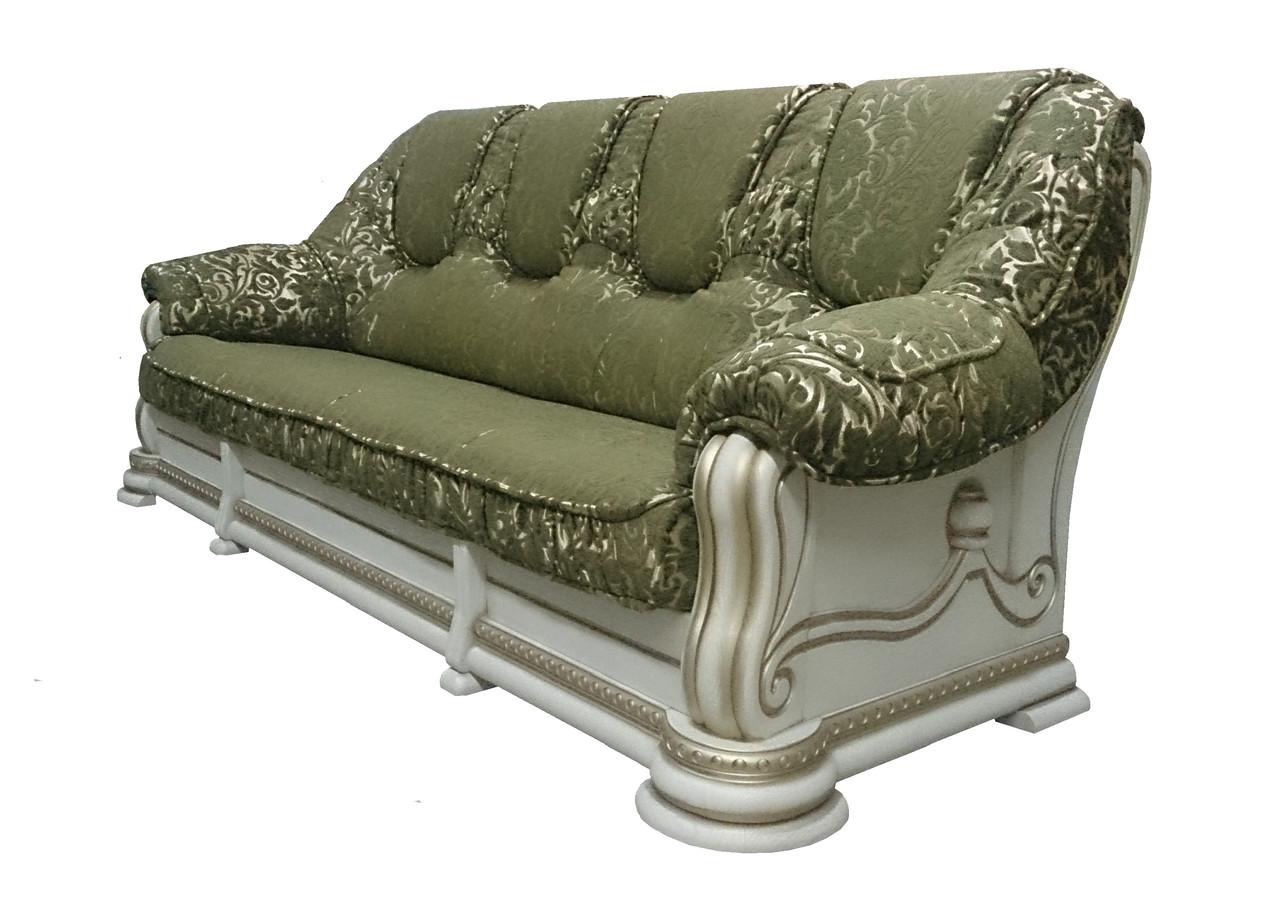 """Мягкая мебель, диван четырехместный """"Grizly"""" (ткань)"""