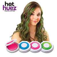 Цветные мелки для волос Hot Huez Код:61474581