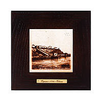 """Картина Одесса 1794 """"Вид на город с моря"""" (18x18) см Код:68161237"""