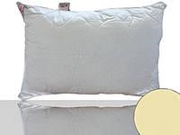 Подушка силиконовая 40х60 (кремовая)