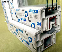 ОКНА и ДВЕРИ системы DECCO (Польша), фото 1