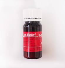 JEN-RELIEF, Jendental – аплікаційний гель-анестетик на основі бензокаїн. Смак: вишня.
