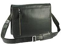Сумка-портфель через плечо Visconti ML23 Carter (Black)