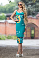 Модное сарафан футляр(40-46) ,доставка по Украине