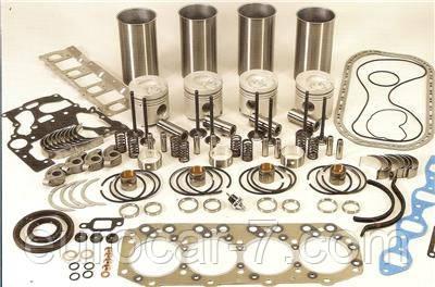 Запчастини для двигуна isuzu DC24
