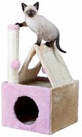 """Домик с когтеточкой """"Иват"""" для  котят, котов и кошек"""