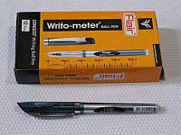 Ручка Writo-meter черная 12шт/уп 10 километров Flair