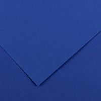 "Бумага цветная ""PROFI"" А4. 155-160 г\м2  темно синий COBALT"