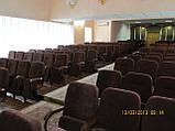 Театральне крісло для залу СТЮАРД з кріпленням до підлоги, фото 4