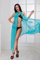 Халат-туника пляжный мод.03019