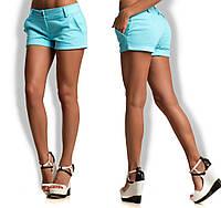 Шорты джинсовые № 232 цвета