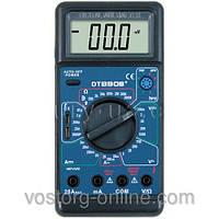 Измерительные приборы, инструменты для дома, тестер DT 890 B, мультитестеры, мультиметр DT-890B+