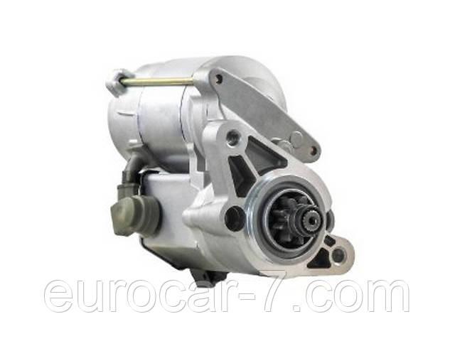Стартер для двигуна Mitsubishi S4E, S4E2, S4S, S4Q2, S6E , S6K, S6S, 4DQ5, 4DQ7, 4G63, 4G64, 6D16, 4D56, 4D56T...