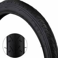 Велосипедная шина резиновая черная 16 Kenda