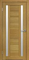 Межкомнатные двери Омис Cortex - Модель 02 - Дуб Тabacco