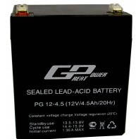Аккумулятор Great Power PG 12-4,5