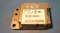 Блок управлением Airbag для Nissan Primera P12, 2004 г.в. 98820AV200, 0285001420