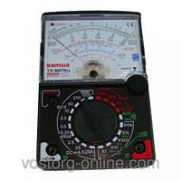 Измерительные приборы,  проверка транзисторов/ измерение децибел (дБ), тестер 360N, детектор проводки