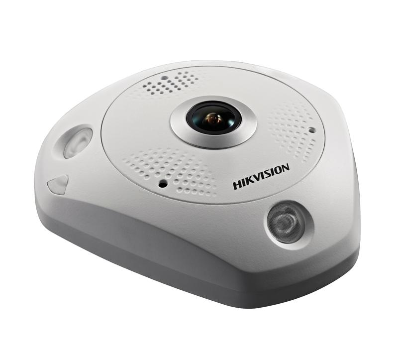 Видеокамера DS-2CD6362F-I(1.27MM)