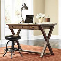 Стол письменный компьютерный из  дерева 067