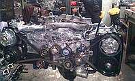 Двигатель Subaru Impreza (GG) 2006-... 1.5i  EL15