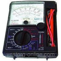 Мультиметр, тестер 360 TRD +проверка транзисторов/ измерение децибел (дБ)