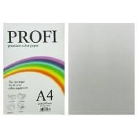 """Бумага цветная """"PROFI"""" А4. 80г серый PLATINUM"""