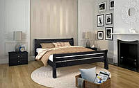 Кровать Акцент деревяная Арбор Буча