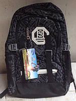 Школьный рюкзак №1507 (черный)